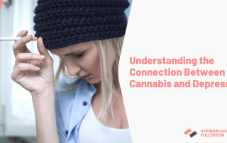 Understanding the Connection Between Cannabis and Depression